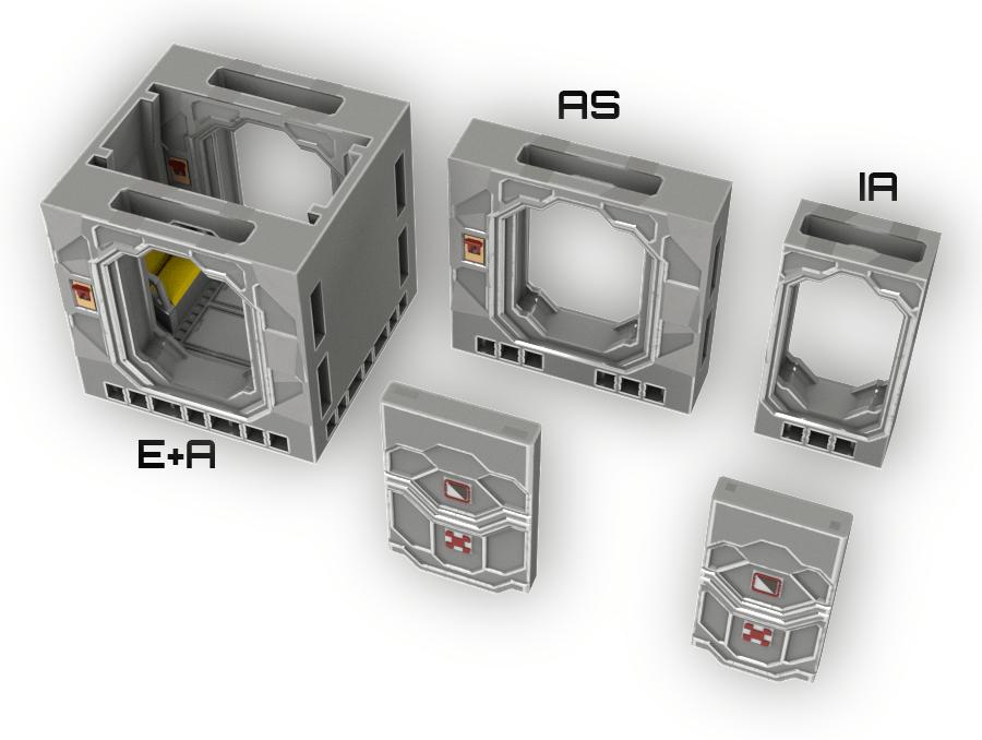 Airlock Tiles