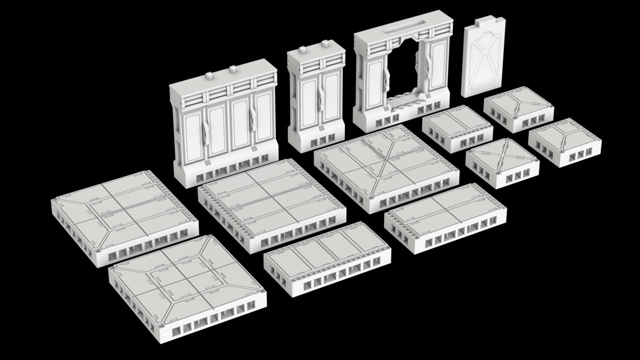 STL (3D Model)